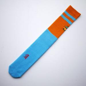 <img class='new_mark_img1' src='//img.shop-pro.jp/img/new/icons14.gif' style='border:none;display:inline;margin:0px;padding:0px;width:auto;' />JieDa HAMBURGER TUBE SOCKS (ORA)