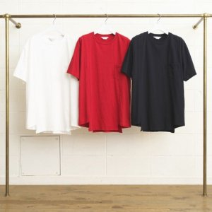 <img class='new_mark_img1' src='//img.shop-pro.jp/img/new/icons47.gif' style='border:none;display:inline;margin:0px;padding:0px;width:auto;' />UNUSED POCKETS T-SHIRT