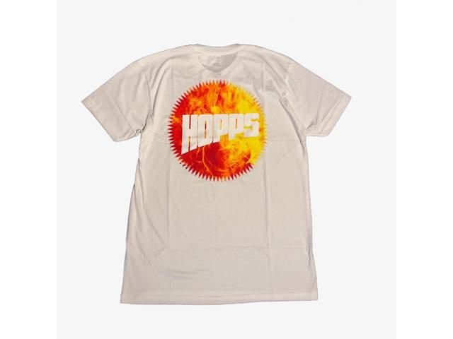 """HOPPS<br>""""HOPPS FIRE TEE"""""""