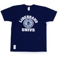 LIBE BRAND UNIVS. - UNIVS COLLEGE HEAVY TEE (Navy)