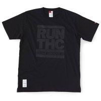 LIBE BRAND UNIVS. - RUN THC SHADOW TEE (Black)