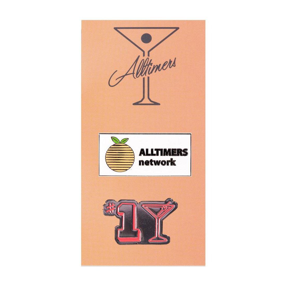 ALLTIMERS - PIN SET NETWORK & #1 TIN...
