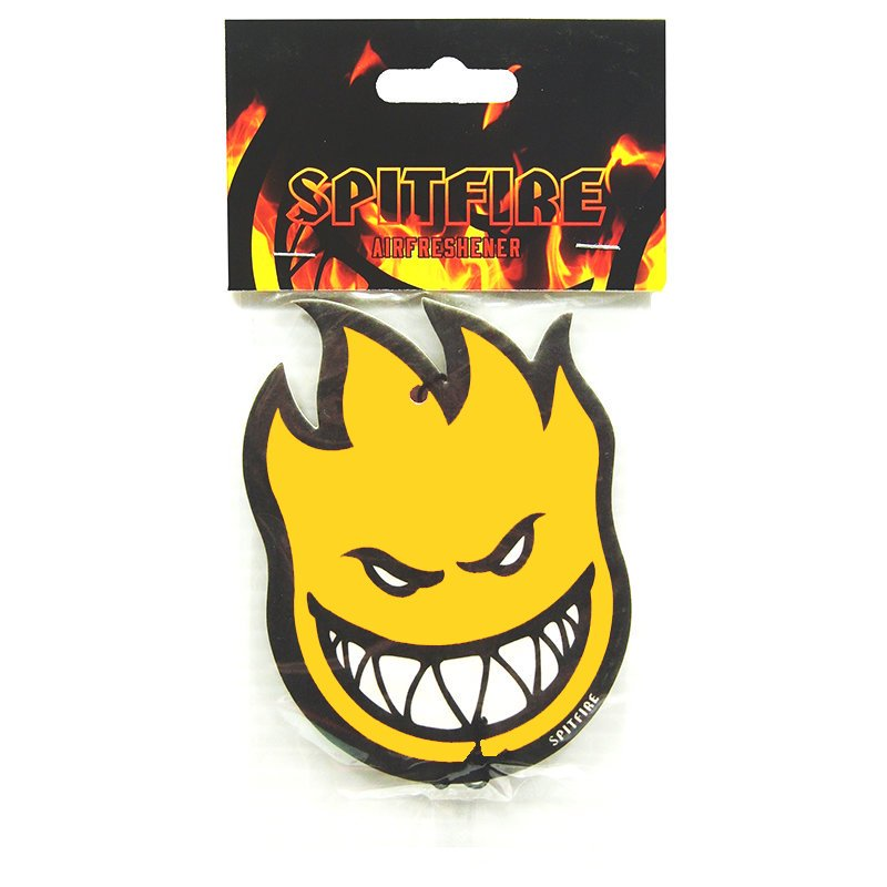 SPITFIRE - BIGHEAD AIR FRESHNER (Yellow)