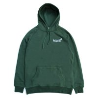 <img class='new_mark_img1' src='https://img.shop-pro.jp/img/new/icons8.gif' style='border:none;display:inline;margin:0px;padding:0px;width:auto;' />STRAWBERRY HILL PHILOSOPHY CLUB - EMBROIDERED HOODIE (Green)の商品画像