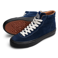 <img class='new_mark_img1' src='https://img.shop-pro.jp/img/new/icons8.gif' style='border:none;display:inline;margin:0px;padding:0px;width:auto;' />LAST RESORT AB - VM001 SUEDE HI (Navy / Black)の商品画像