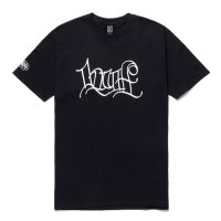 <img class='new_mark_img1' src='https://img.shop-pro.jp/img/new/icons8.gif' style='border:none;display:inline;margin:0px;padding:0px;width:auto;' />HUF x HAZE - HAZE HANDSTYLE 2 S/S TEE (Black)の商品画像