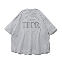 <img class='new_mark_img1' src='https://img.shop-pro.jp/img/new/icons8.gif' style='border:none;display:inline;margin:0px;padding:0px;width:auto;' />TIGHTBOOTH - STRAIGHT UP T-SHIRT (Grey)の商品画像