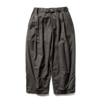 <img class='new_mark_img1' src='https://img.shop-pro.jp/img/new/icons8.gif' style='border:none;display:inline;margin:0px;padding:0px;width:auto;' />TBPR (Tight Booth) - BAGGY SLACKS (Charcoal)の商品画像