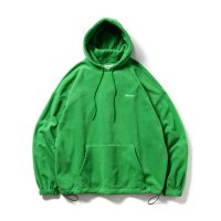 <img class='new_mark_img1' src='https://img.shop-pro.jp/img/new/icons8.gif' style='border:none;display:inline;margin:0px;padding:0px;width:auto;' />TIGHTBOOTH (TBPR) - FLEECE BIG LOGO HOODIE (Green)の商品画像