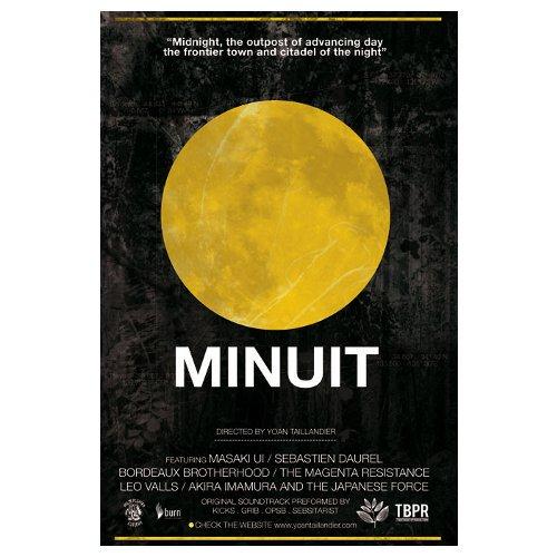 "TBPR - ""MINUIT"" DVD"