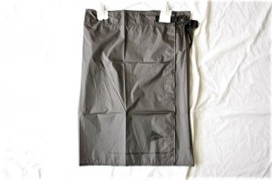 ■and wander / アンドワンダー fly skirt for women