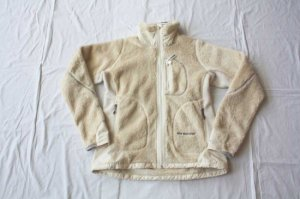 ■and wander アンドワンダー high loft fleece jacket