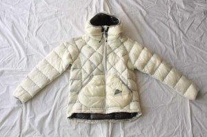 ■and wander アンドワンダー diamond stitch down jacket