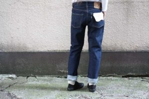 ■orslow オアスロー IVY FIT DENIM 107 ONE WASH