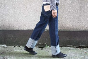 ■orslow オアスロー STANDARD DENIM 105  ONE WASH