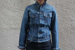 orslow オアスロー 3rd DENIM JACKET USED