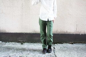 ■orslow オアスロー SLIM FIT FATIGUE PANTS