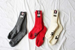 ■Yarmo ヤーモ cushion sole work sock