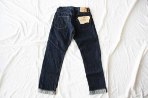 ■orslow オアスロー STANDARD DENIM 105  ONE WASH(UNISEX BOY FRIEND FIT)