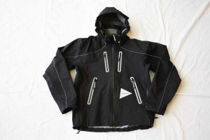 ■and wander アンドワンダー e vent jacket