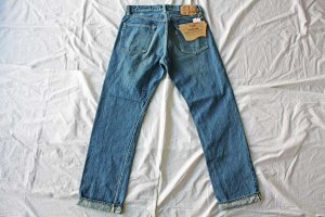 ■orslow オアスロー STANDARD DENIM 105  2YEAR WASH(UNISEX BOY FRIEND FIT)