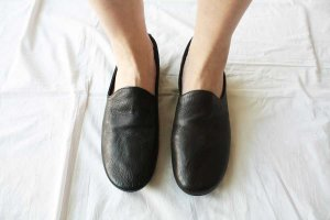 ■CHRISITAN PEAU クリスチャンポー CP SLIP ON SHOES