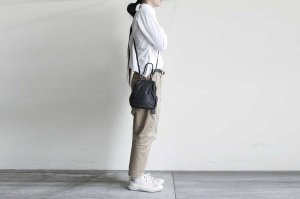 ■CHRISTIAN PEAU クリスチャンポー CP-GM S FRAME 2WAY BAG