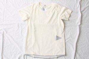 ■and wander アンドワンダー dry jersey raglan short sleeve T ラグランショートスリーブTシャツ [定番]