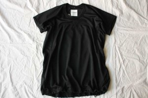 ■and wander アンドワンダー women's dry jersey short sleeve T