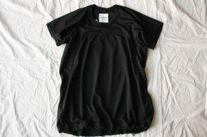 ■and wander アンドワンダー dry jersey short sleeve T (W)  ショートスリーブTシャツ [定番]