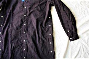 Yarmo ヤーモ HOSPITALLONG SHIRTS ホスピタル ロングシャツ