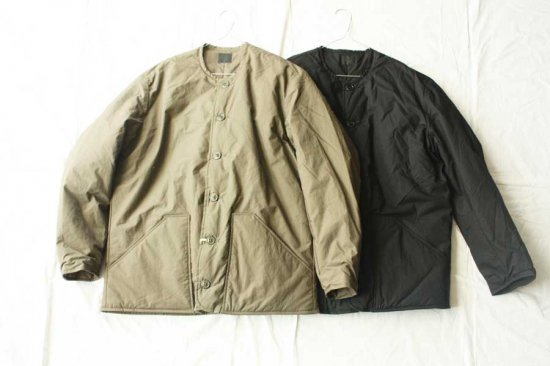 orslow オアスロー COTTON SHELL JACKE...