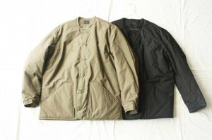orslow オアスロー COTTON SHELL JACKET(UNISEX)
