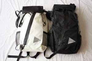 ■and wander アンドワンダー 30L backpack バックパック