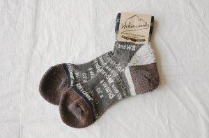 ■and wander アンドワンダー and wander socks ソックス