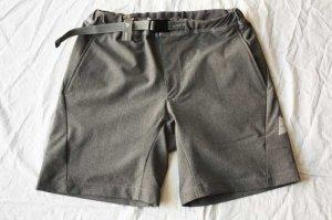 ■and wander アンドワンダー 2way stretch short pants ショートパンツ
