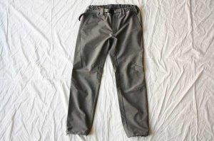 ■and wander アンドワンダー 2way stretch long pants ロングパンツ