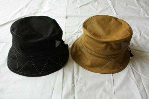 ■and wander アンドワンダー 60/40 cloth hat ハット