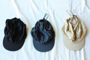 ■and wander アンドワンダー soft shell cap キャップ