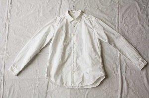 ■homspun ホームスパン  タイプライター  レギュラーカラーシャツ