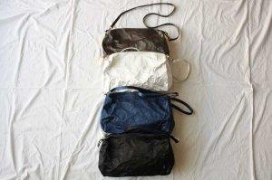 Zilla ジッラ satin pillow shoulder bag ショルダーバッグ