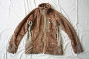 ■and wander アンドワンダー high loft freece jacket フリースジャケット