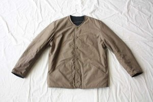 orslow オアスロー COTTON SHELL JACKET ジャケット(Reversible) (UNISEX)