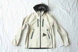■and wander アンドワンダー e vent jacket  ジャケット