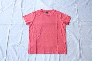 ■homspun ホームスパン 30/-天竺 半袖Tシャツ [定番]