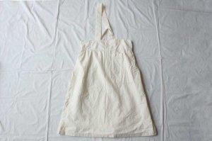 Yarmo ヤーモ  One Shoulder Apron Skirt エプロンスカート
