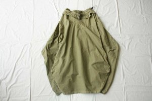 KAPITAL キャピタル   リップストップ アーミーコクーンスカート