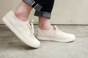 CHRISTIAN PEAU クリスチャンポー 11039CP-LP SNEAKER-CA-PIPING-LY スニーカー col.OFF WHITE