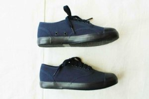 CHRISTIAN PEAU クリスチャンポー 11039CP-LP SNEAKER-CA-PIPING-LY スニーカー col/D.NAVY