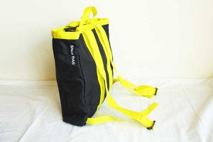 ■HAGLOFS ホグロフス BACK BAG col.CHARCOAL/BRIMSTONE
